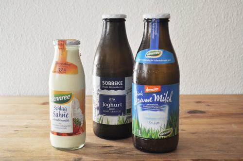 weniger milchprodukte sinnvoll