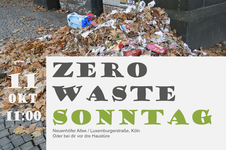 Zero Waste Sonntag